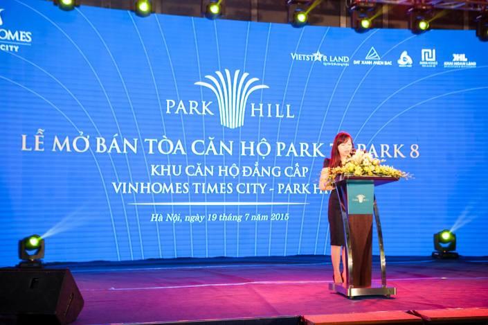 Mở bán Park 7 và Park 8 Times City
